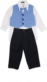Jocko, Kostym, 4-delar, Svart/Blå