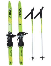 STIGA, Längdåkningsskidor 110 cm