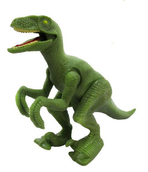 Mighty Megasaur, Velociraptor, Wind-up
