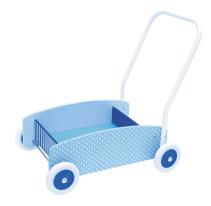Jabadabado, Lära gå vagn Blå