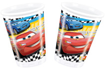 Disney Cars, Mugg 20 cl, 8 st