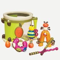 B.Toys, Parum Pum Pum, Trumma