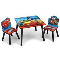 Disney Cars, Bord och två stolar Cars