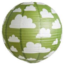 Färg & Form, MOLN, Rislampa, 50 cm, Grön