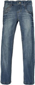 Name it, Jeans, Latin Kids XX-Slim Dnm Pant, Medium blue denim