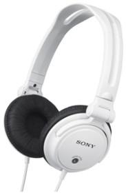 Sony, Hörlurar DJ Vit