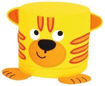 Moje Bambino, Sittpuff, tiger