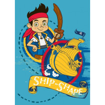 Disney Jake och Piraterna, Matta Skepp