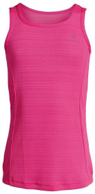 Carite Sport, Topp, Butterfly, Knockout Pink