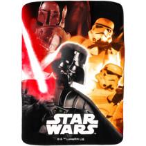 Disney Fleecefilt Star Wars Dark side