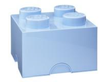 LEGO, Förvaring 4, ljusblå