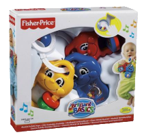Fisher Price, Musiknycklar