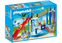 Playmobil Summer Fun, Vattenlekplats