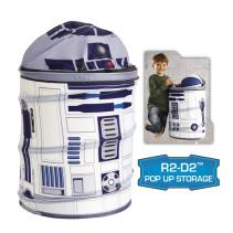 Star Wars, R2D2 Pop up Storage