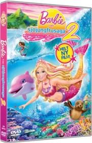 DVD, Barbie i en sjöjungfrusaga 2