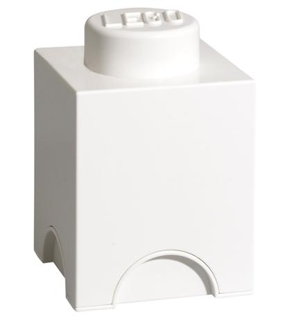 LEGO, Förvaring 1, vit