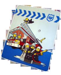 LEGO, Filt polarfleece