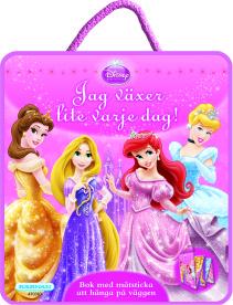 Disney Princess, Jag växer lite varje dag