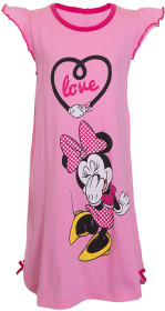 Disney Minnie Mouse, Nattlinne, Rosa