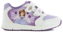 Disney Sofia the First, Sneakers, Vit