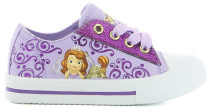 Disney Sofia the First, Sneakers, Lila