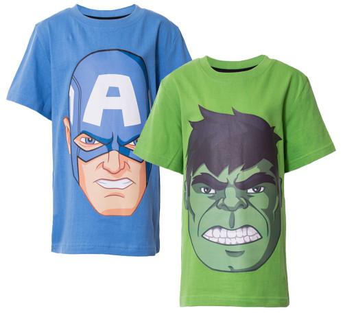 The Avengers, T-shirt, 2-pack