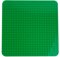 LEGO DUPLO, Stor grön byggplatta