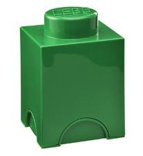 LEGO, Förvaring, 1 Grön