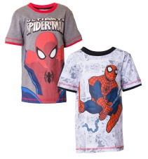 Disney Spiderman, T-shirt, 2-pack