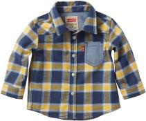 Levi's, Rutig skjorta, Dark Blue