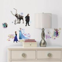 RoomMates, Väggdekal, Disney Frozen